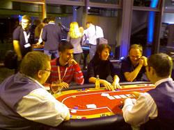 Pokern auf der BASTA