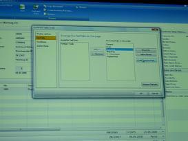 "Benutzeroberfläche Microsoft Dynamics NAV ""6.0″"