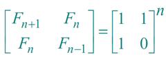 Fibonacci Q-Matrix