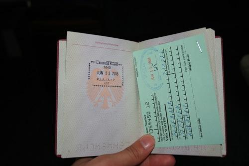 Mein Pass