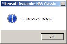 Dynamics NAV 2009 R2
