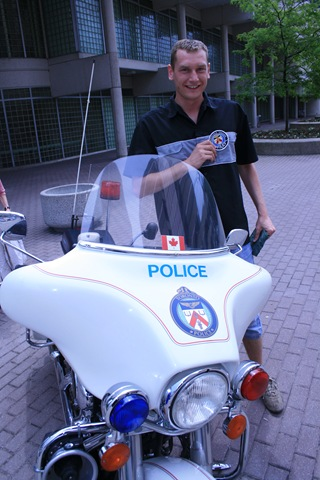 Toronto Police Department