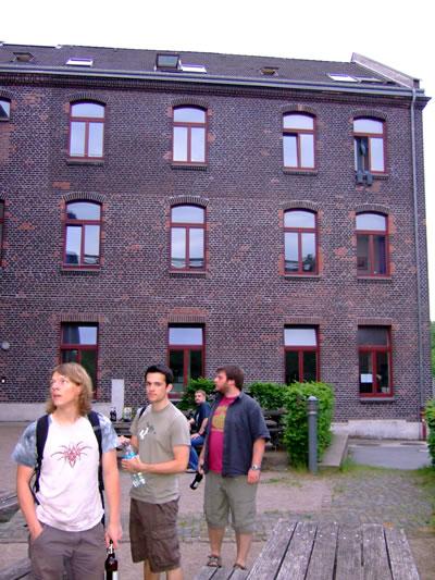 Jugendherberge Duisburg Meiderich